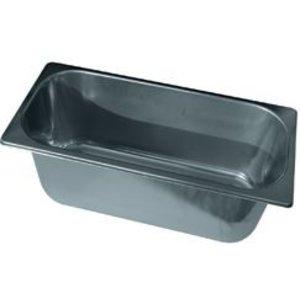 Diamond Stainless steel ice bucket   5 liter