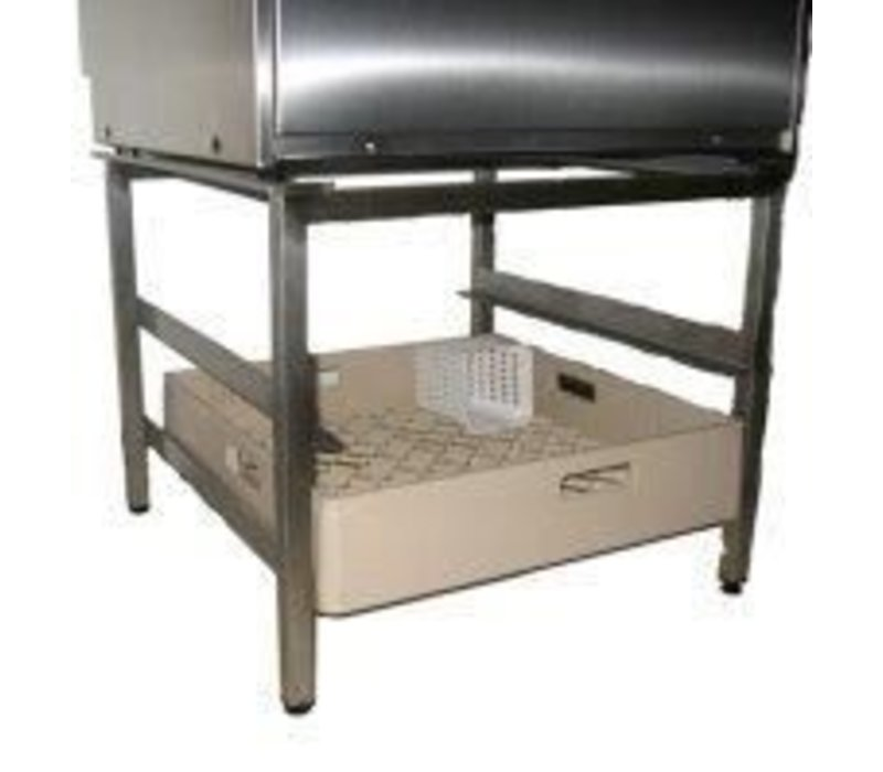 Rhima SS Increase Bokje serving Glasswashers   Storage space includes two baskets   RHIMA
