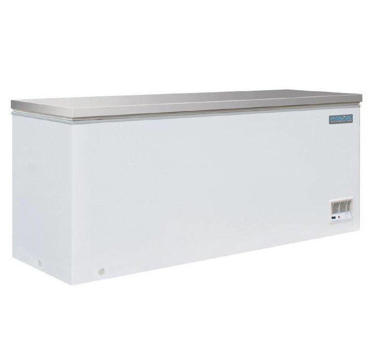 Polar Freezer White | SS Cover | 523 Liter |