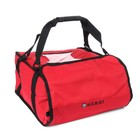 Hendi Pizza transport tas 350x350 mm - H 60 mm geschikt voor 4 dozen