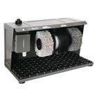 Heute Schuhputzmaschine Easy Comfort | 3 Bürsten | Steel - Graphite Farbe | 490 (L) x320 (d) X310 (H) mm