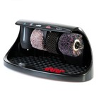 Heute Shoe shine machine Cosmo | 3 Brushes | Aluminum - Available in 8 colors | 600 (L) X380 (d) x320 (H) mm