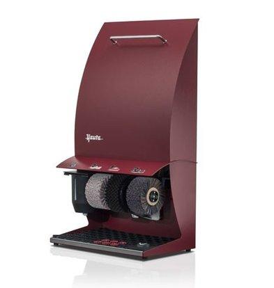 Heute Schoenpoetsmachine Elégance Couleur Plus | 3 Borstels | Staal - Beschikbaar in 6 Kleuren | 500(l)x300(d)x860(h)mm