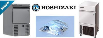 Hoshizaki ijsblokjesmachines en bunkers – ijskoud de beste!