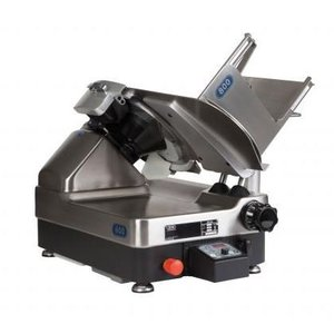 DEKO Holland Slicing diagonal 32mm halbautomatische | DEKO Holland | Klingen Ø318mm | 740x600x650 (h) mm