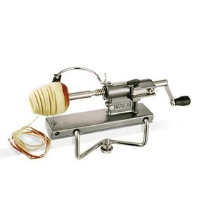 XXLselect Apfelschäler Typ Kali   Auch geeignet für die Kartoffel-Spiralen