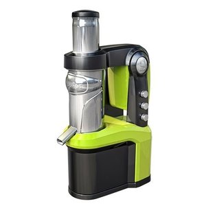 Santos Cold-Press Juicer | Professional Quality | Suitable for every type of fruit | 350x200x (H) 650mm