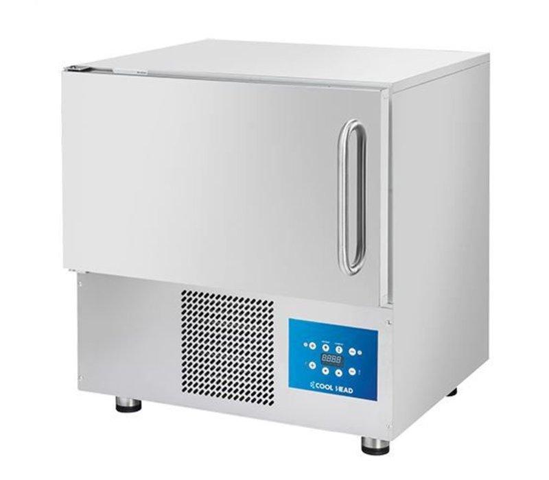 CaterCool Schnellkühler CaterCool SS | 760x700x (H) 850mm | 5x 1/1 GN