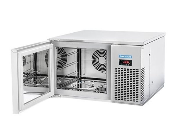 CaterCool Blast chiller CaterCool SS | 600x610x (H) 370mm | 3x 2/3 GN