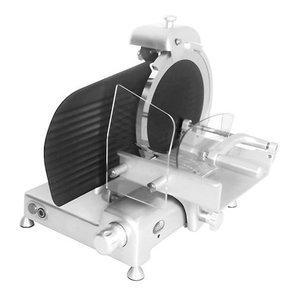 XXLselect Meat Slicer Teflon Beschichtung   Rechts-Modell   300Watt   610x500x (H) 390mm