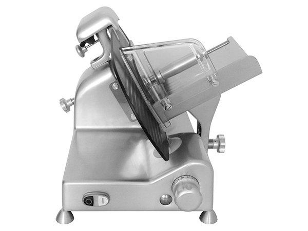 XXLselect Vleessnijmachine Teflon Coating | Schuin Model | 300Watt | 610x500x(H)390mm