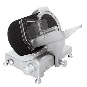XXLselect Vleessnijmachine Teflon Coating   Schuin Model   300Watt   540x460x(H)360mm