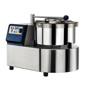 XXLselect Vegetable Cutter Pratic SS 18/10 | 960Watt | 5 Liter | 410x310x (H) 340mm