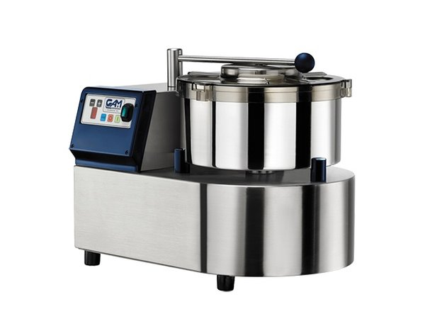 XXLselect Groentesnijder Pratic RVS 18/10 | 960Watt | 5 Liter | 410x310x(H)340mm