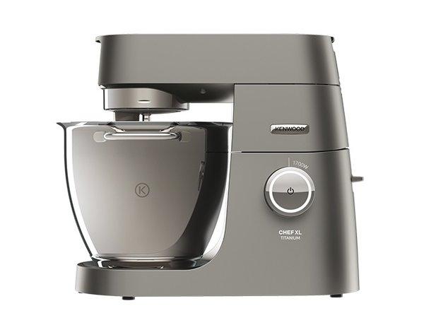 XXLselect Keukenmachine Chef-XL Titanium | 1700W |450x320x(H)360mm | 6,7 Liter