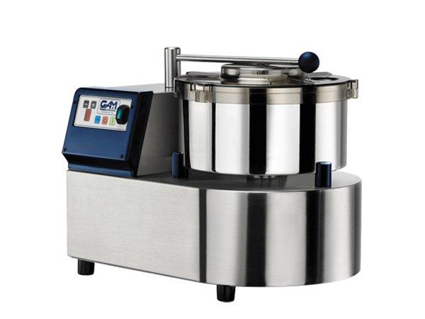 XXLselect Vegetable Cutter Pratic SS 18/10 | 450Watt | 3 Liter | 350x240x (H) 310mm