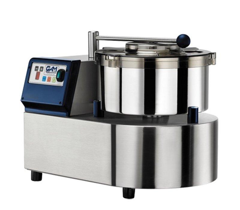 XXLselect Groentesnijder Pratic RVS 18/10   450Watt   3 Liter   350x240x(H)310mm