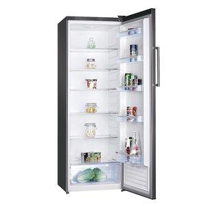 XXLselect High steel refrigerator | Led Display | 600x600x (H) 1700mm | 335 liter