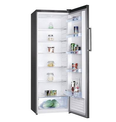 XXLselect High steel refrigerator | Led Display | 600x600x (H) 1700mm | 335 liter