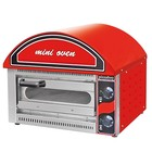 XXLselect Mini Pizzaofen | 50-320 ° C | 2500W | 530x430x (H) 540mm