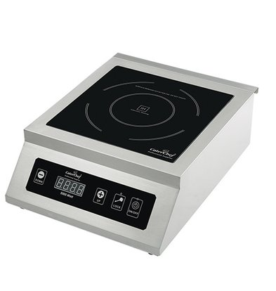 Caterchef Industrial kitchen Induction Cooker Stainless Steel   5000W   530x400x (H) 200mm