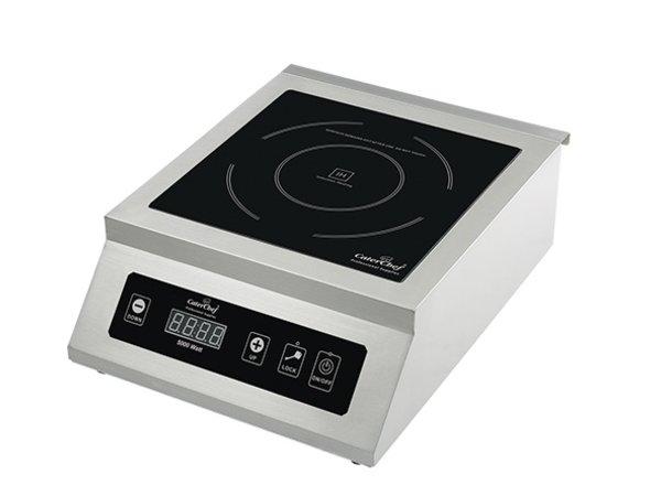 Caterchef Industrielle Küche Cooker Edelstahl | 5000W | 530x400x (H) 200mm