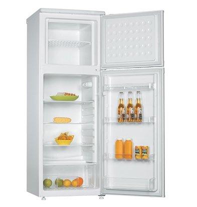 XXLselect Kühl- / Gefrierschrank Weiß | 550x600x (H) 1450mm | 170 + 45 Liter