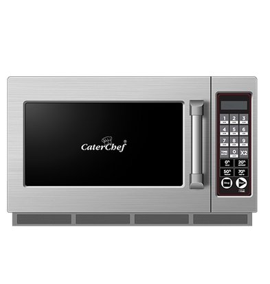 Caterchef Microwave CaterChef SS | 10 Cooking Programs | 34 liter