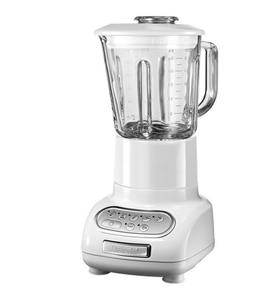 XXLselect Blender KitchenAid Artisan Weiß | 1.5L
