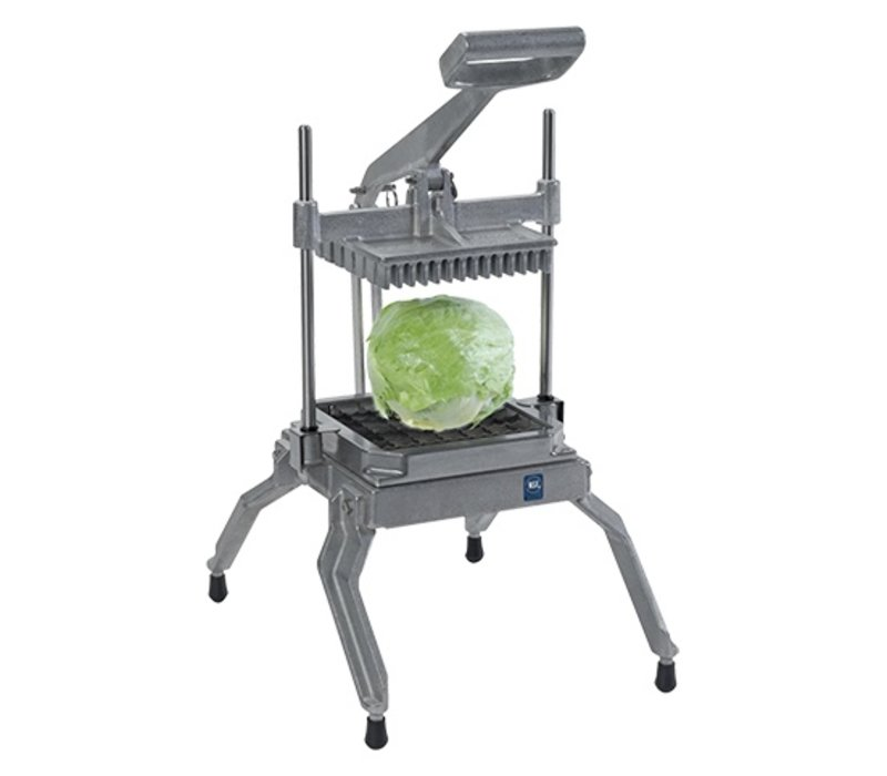 XXLselect Lettuce / cabbage-cutter stainless steel   460x440x (H) 530mm