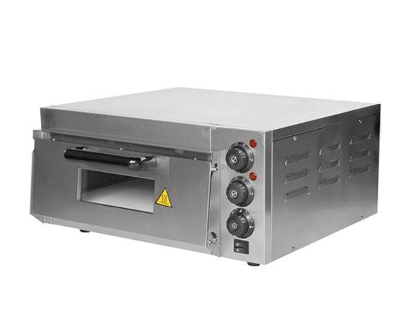 Caterchef Pizza-Ofen SS | 50 ° C-350 ° C | 2000W | 560x560x (H) 280mm