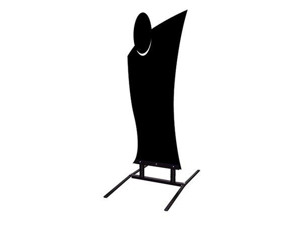 XXLselect Stoepbord Service Windproof | Base metals | 640x (H) 1440mm