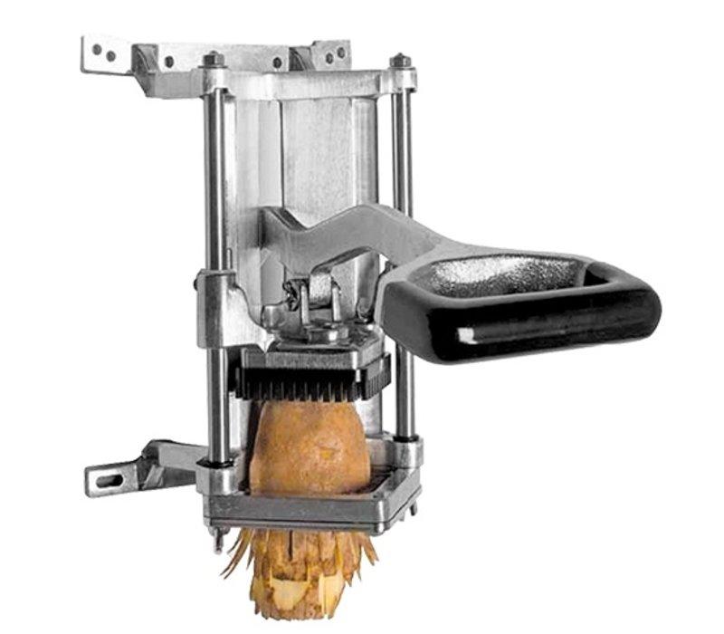 XXLselect Französisch frites Schneider Wand-SS | 430x210x (H) 300mm