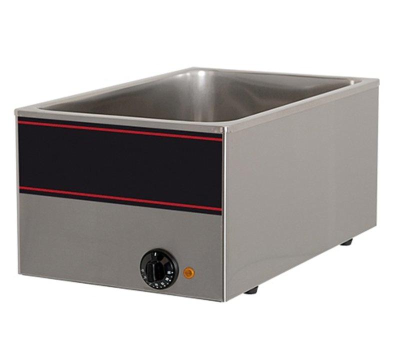XXLselect Bain-Marie RVS Neutraal | 1/1GN | 1000Watt | 540x340x(H)230mm