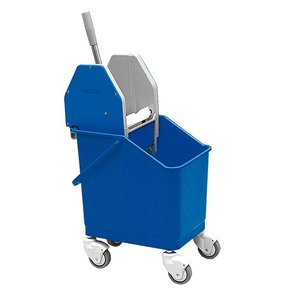 XXLselect Dry mop car | 450x330x (H) 840mm | 25 liter