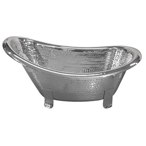 XXLselect Champagne Bowl 18/10 stainless steel | 300x490x (H) 30mm