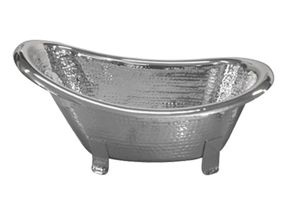 XXLselect Champagne Bowl 18/10 stainless steel   300x490x (H) 30mm