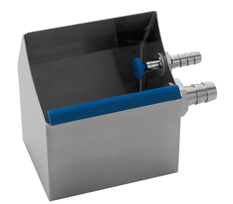 XXLselect Ijsportioneerbak Tabletop SS | with Water | 130x100x (H) 140mm