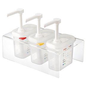 Araven Dispenser unit | 3x 1 / 9GN Set