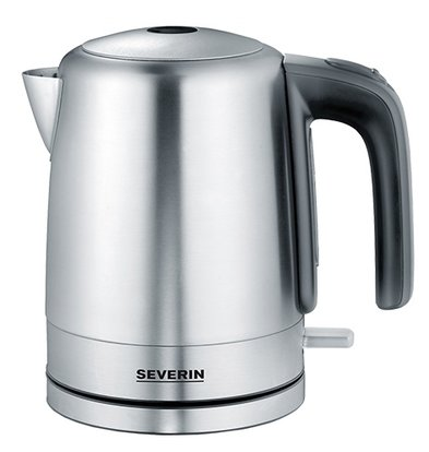 XXLselect Stainless steel kettle | Heat resistant handle | 200x150x (H) 240mm | 1.7 liter