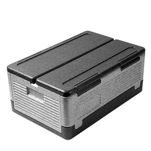 XXLselect Thermo FlatBox Faltbare | Leicht und stapelbar | 1 / 1GN