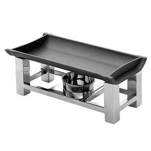 XXLselect Snack / Serve-Wärmer aus Edelstahl 18/10   300x150x (H) 120mm