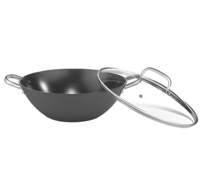 Pujadas High Casserole with Lid | 3.4 Liter | Ø260mm