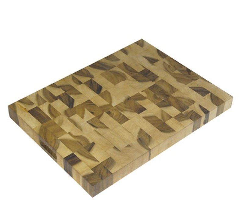 XXLselect Trancheerplank / Cutting Board Acacia Wood | 510x380x (H) 45mm