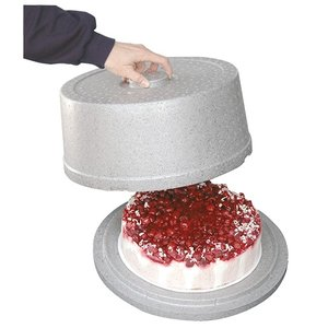 XXLselect Thermo-Cakebox Stapelbaar | 1/1 GN