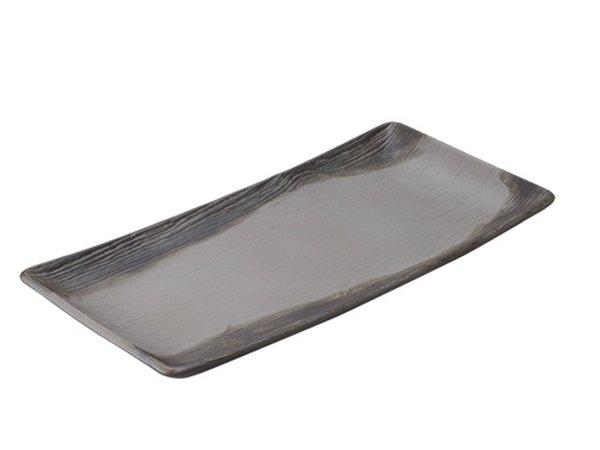 XXLselect Platform Poivre High Porcelain | 320x230mm