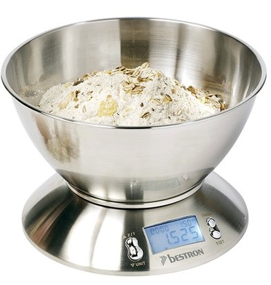 XXLselect Electronic Scale | Stainless | 05kg / 01gr