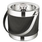 XXLselect Ijsblokjesemmer Premium RVS 18/10 | Dubbelwandig | Ø160x(H)160mm | 2 Liter