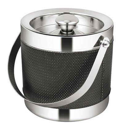 XXLselect Premium Ice Bucket 18/10 stainless steel | Double walled | Ø160x (H) 160mm | 2 liter