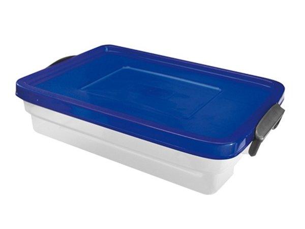 XXLselect Plastiknahrungsmittelbehälter   590x400x200mm   38 Liter